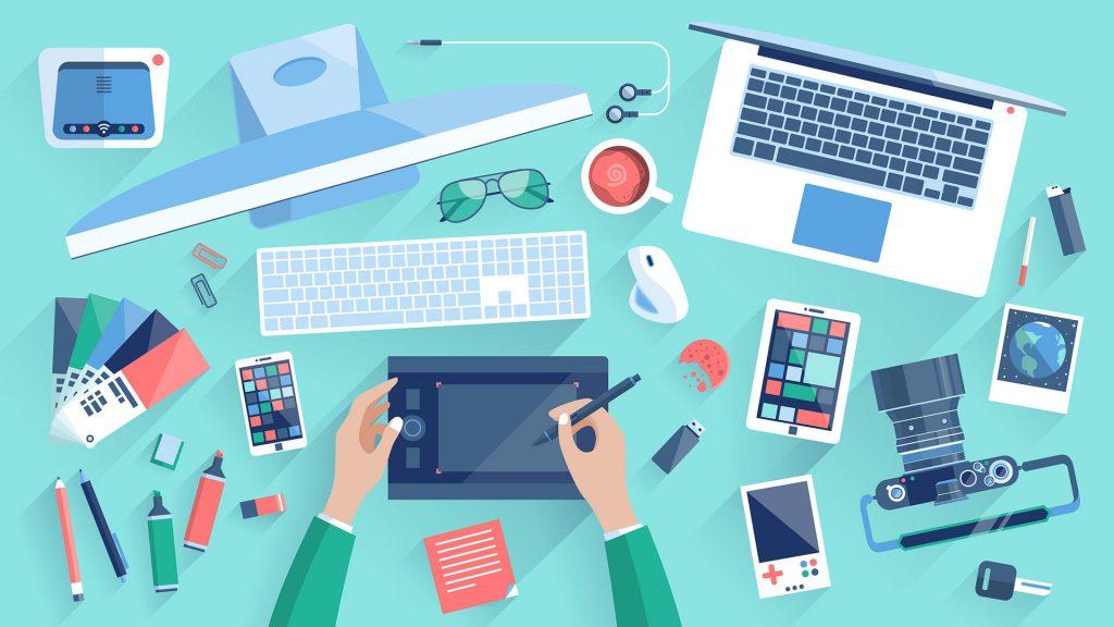 nuove professioni diventare web designer