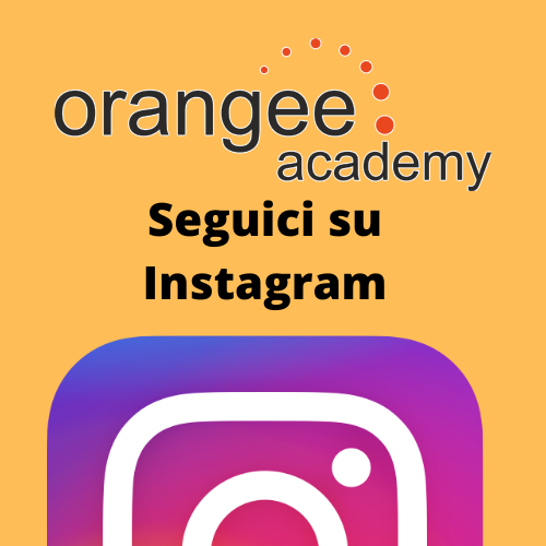 corso instagram marketing roma orangee academy