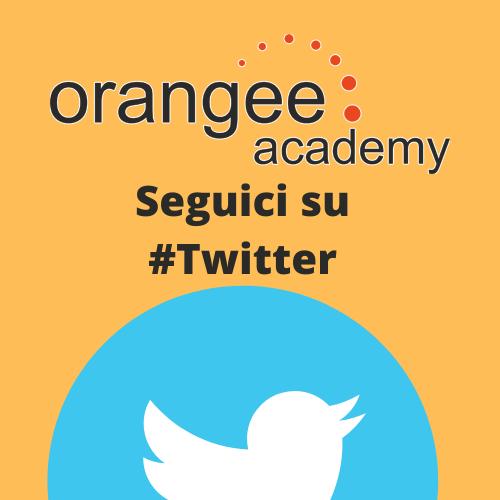 twitter orangee academy scuola di informatica e grafica a roma