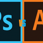 photoshop vs illustrator differenze