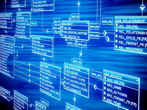 la sintassi dei comandi SQL nella branca DDL